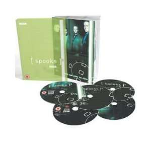 SPOOKS   Series 3 (BBC Series) [NON USA Format / Import