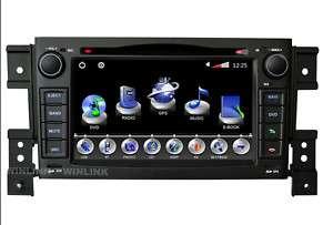 SUZUKI GRAND VITARA HD Car GPS Navigation DVD Player