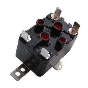 PACKARD PR360 Fan Relay 24 VAC Coil Voltage SPST NO Contacts: