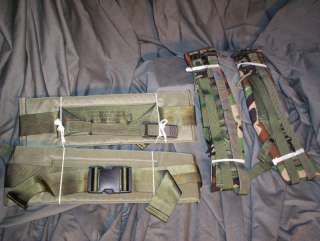 NEW MILITARY ALICE SHOULDER STRAPS AND NEW HIP BELT