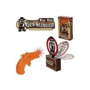 Wild West Gun Slinger Electronic Target Shooting Quick