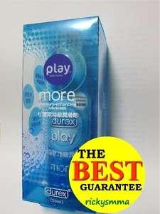 Durex Play More Pleasure Enhancing Lubricant lube