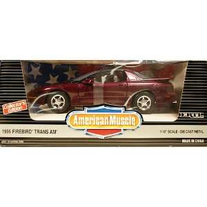 American Muscle 1996 Firebird Trans Am 118 Scale Die Cast Metal Car