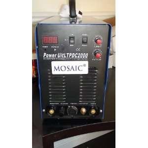 Title MOSAIC PILOT ARC IGBT LTPDC2000 50A Plasma Cutter