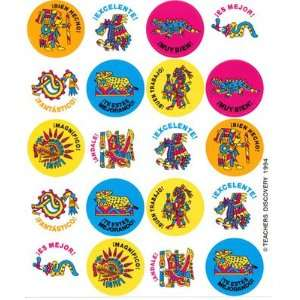 Spanish Aztec Stickers Office Products
