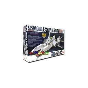 Gundam EX Albion Limited Edition 1/700 Scale Model Kit Toys & Games