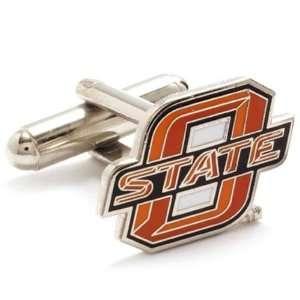 Oklahoma State Cowboys NCAA Logod Executive Cufflinks w