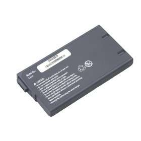 Sony Vaio PCG QR Series 8 cell, 4400mAh Replacement Laptop