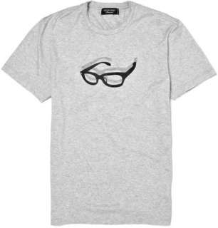 Viktor & Rolf Round Neck Cotton T shirt  MR PORTER