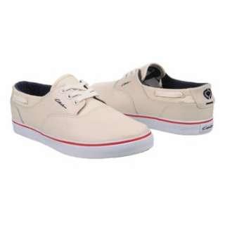 Athletics C1rca Mens Valeo White Grey/Blue/Red Shoes