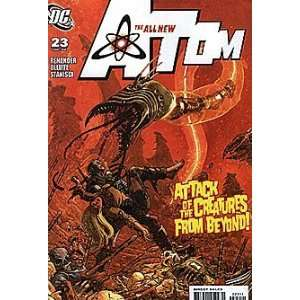 All New Atom (2006 series) #23: DC Comics: Books