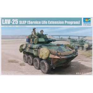 35 LAV 25 SLEP Light Armored Vehicle (Plastic Model V: Toys & Games