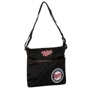 MLB Minnesota Twins Betty Handbag (Small, Black)