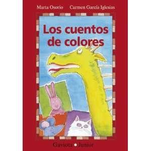 Los Cuentos de Colores (Coleccion Gaviota Junior) (Spanish