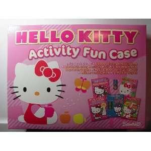 Hello Kitty Activity Fun Case By Sanrio Toys & Games