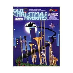 Easy Christmas Favorites for Trumpet