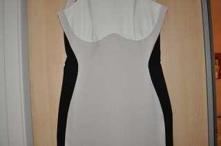 Stella Mccartney Optical Illusion Octavia Contoured Colorblock Dress