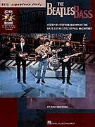 The Beatles Bass Guitar Lessons Learn to Play Book & CD