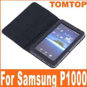 NEW Leather Case Cover For Samsung Galaxy Tab P1000