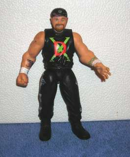 WWE 1998 ROAD DOG DX JAKKS 7 WRESTLING ACTION FIGURE