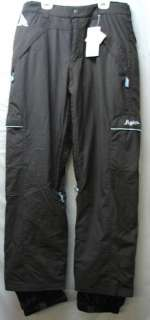 Spyder Legion Ladies Snow Ski Pants Brown Large NEW
