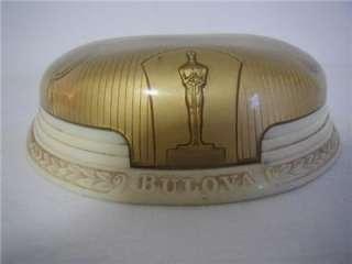 Cool Vintage Academy Award Bulova Watch Box