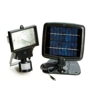 10 Watt Bright Solar Powered Motion Sensor Security Flood Light