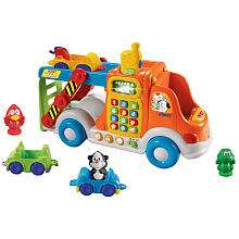 Vtech Pull N Learn Car Carrier   Vtech 1001126   Push & Pull