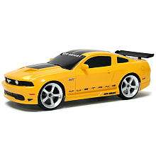 New Bright 124 Scale Radio Control Sports Car   Ford Mustang 27MHz