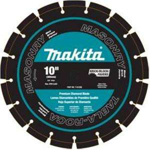 Makita 10 In. Paver Blade T 01258 at The Home Depot
