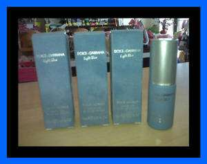Gabbana Light Blue Cologne Shave Oil Pour Homme For Men lot SO SEXY