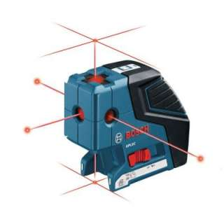 Bosch 5 Beam Point and Line Laser Level GPL5C at The Home Depot