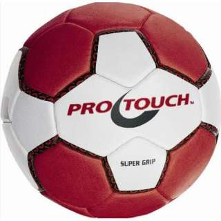Pro Touch Handball Super Grip red/white/black Size 3