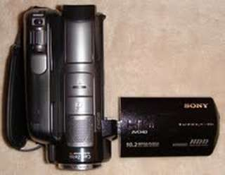 Sony Handycam SR11 60 GB Camcorder   Black 0027242727762