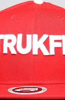 TRUKFIT The Trukfit Original Snapback Cap in Red : Karmaloop