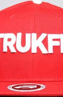 TRUKFIT The Trukfit Original Snapback Cap in Red : Karmaloop
