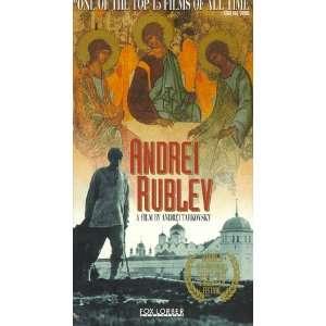Andrei Rublev [VHS]  Filme & TV