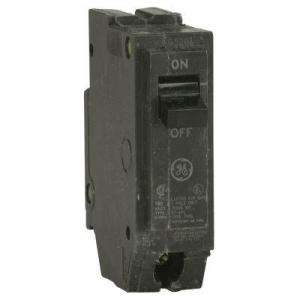 GE Q Line 30 Amp 1 in. Single Pole Circuit Breaker THQL1130 at The