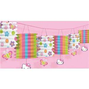 Hello Kitty Party Lantern Garland 3.65m