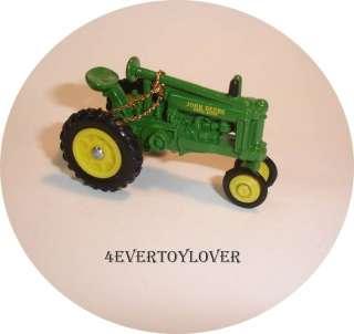 John Deere Tractor Christmas Ornament MINT 1.2inchs