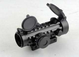 rail RED/GREEN/BLUE Dot Sight Combo with 9MM Laser Bore Sighter