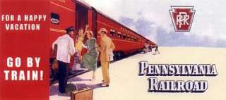 PRR advertising billboard #5 for your American Flyer or Lionel train