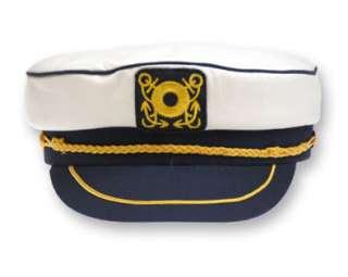 Kapitänsmütze Matrose Captain Mütze Kapitän Cap Marine