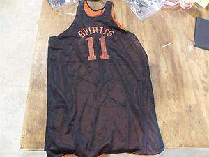 1974 75 Gus Gerard Spirits of St. Louis ABA Practice Jersey Game Used