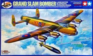 61504 Lancaster B1 Special Grand Slam Bomber 1/48 scale kit