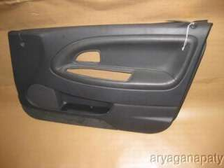 00 04 volvo s40 OEM front L door panel cover grey