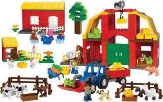 LEGO DUPLO Community Farm Animal Barn & Tractor 9217
