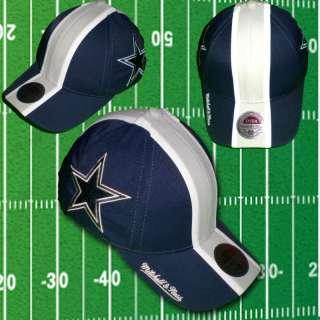 Dallas Cowboys RETRO Star LOGO FLEX FITTED HELMET HAT