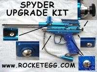 Spyder   Victor Java Stainless Steel Bolt Kit +Rear VA