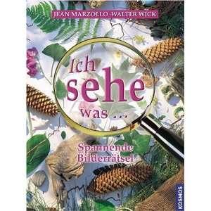Bilderrätsel: .de: Walter Wick, Jean Marzollo: Bücher